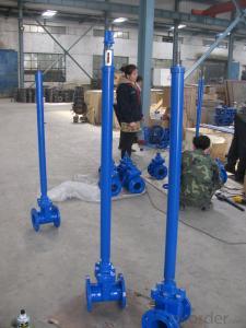 Ductile iron valve ,gate valve