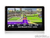 4.3 inch GPS Navigation System with 480*272 Pixels Resolution,  Win CE 6.0 DDR2 64M
