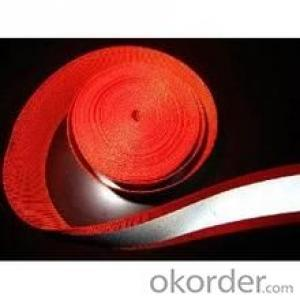 Double Color Reflective Tape for Safety, Warning Tape for Road Traffic Sign