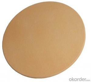 15'round hot sale pizza stone for cooking pizza