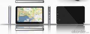 7 Inch GPS Touch-Screen GPS Navigator / Car GPS with free map