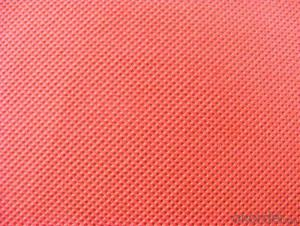 polypropylene spun-bonded fresh color nonwoven fabric for suit cover