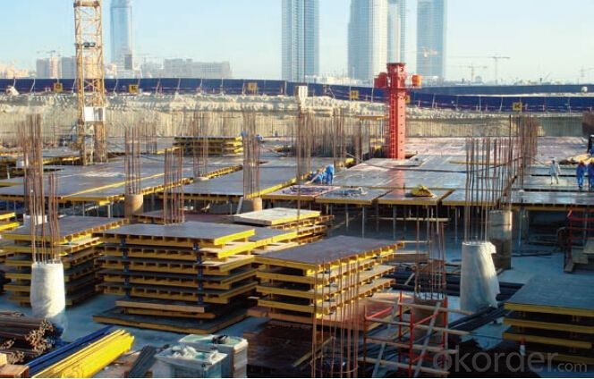 Tabe Formwork for Formwork and Scaffolding System