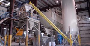 Cement Screw Conveyors and Feeders ES