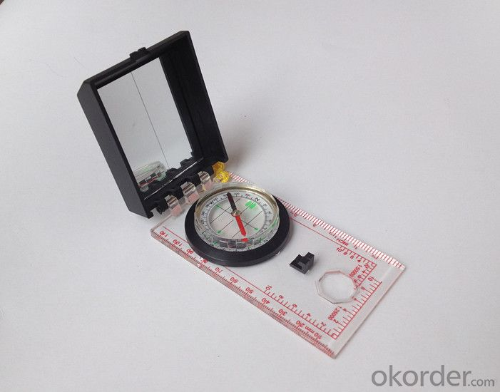 Good Mapor Ruler Mini-Compass DC45-6 for Surveying