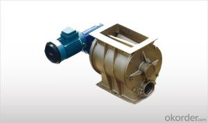 Blow-Through Rotary Valves RVS