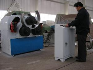 Hydraulic Three Roller Profile Bending Machine