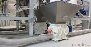 WAM Blow-Through Rotary Valves RVS