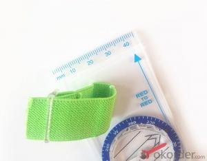 Professional Ruler Mini-Compass DC35F for Surveying