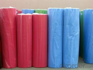 China nonwoven fabric waste recycling  of CNBM in China