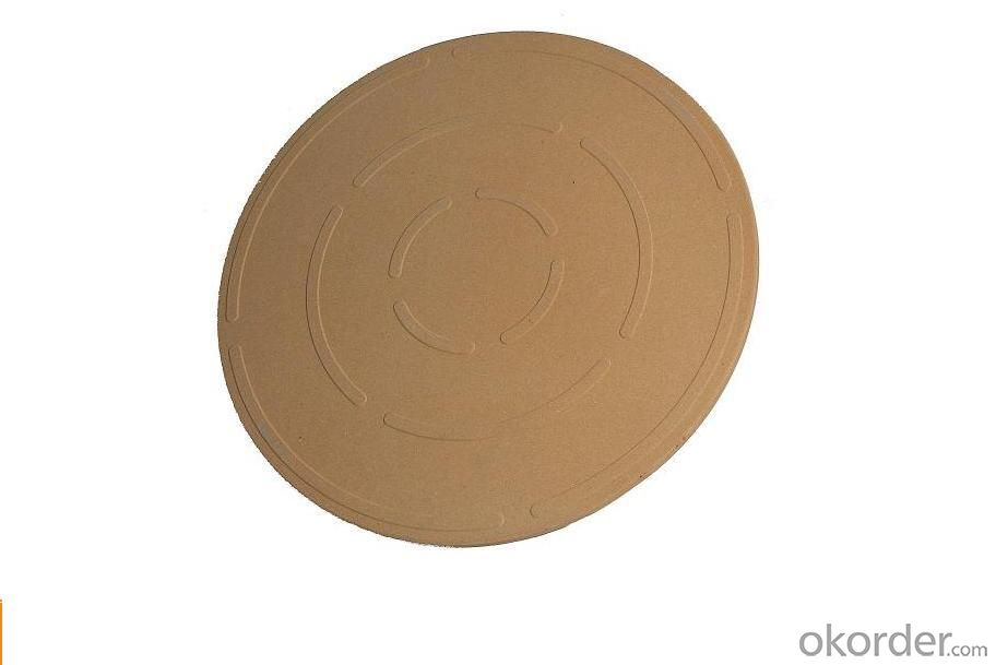 Round Pizza Stone Dia330mm for cooking pizza