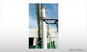 Vertical Screw Conveyors for Sludge SVE