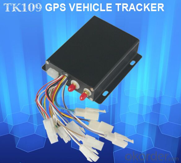 OEM Vehicle GPS Tracker for Fleet Management