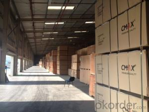 Film Faced Plywood Brown / China & Dubai  / Brand: CMAX / COMBI Core / WBP / 4'x8'x18mm