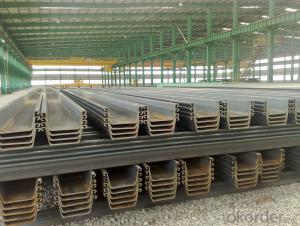 China Steel Sheet Pile for Sales