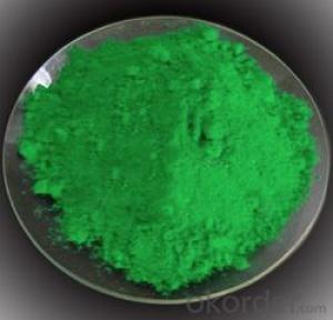 Cobalt Green Pigment Organic Pigment Powder