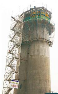 Stair-Tower for Formwork and Scaffolding System
