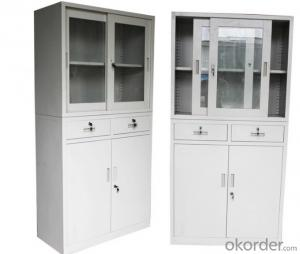 Metal Locker Steel Cabinet Office Furniture Multi-door