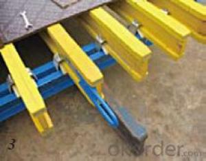 Timber-Beam plywood Formwork for Building Construction