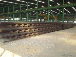 HOT ROLLED U STEEL SHEET PILE