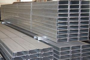 Galvanized C Shaped Steel with Good Quality