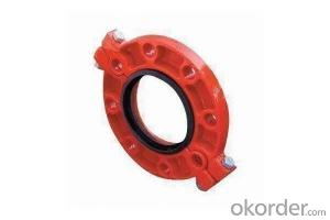 Ductile Iron Grooved Fittings of Flexible Coupling