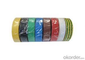 Pvc Electrical Isolated  Adhesive Tape for Inudstry