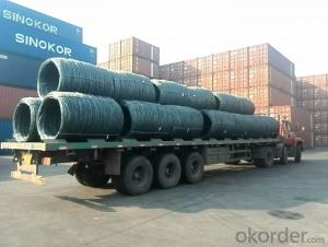 Hot Rolled Steel Wire Rod SAE1008 for Wire and Nail