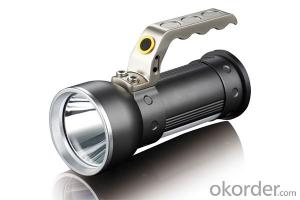 Big Size Aluminum Led Flashlights and Torch