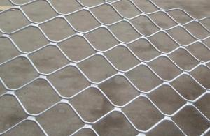 Good Quality Beautiful Grid Wire Mesh (Hot Sale)