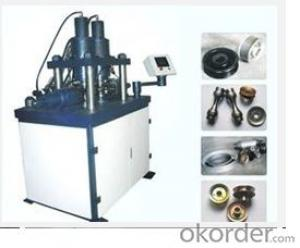High Quality Vertical Pulley Spinning Machine From China