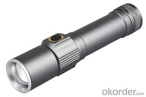 Up to 140L Aluminum Led Flashlights and Torch