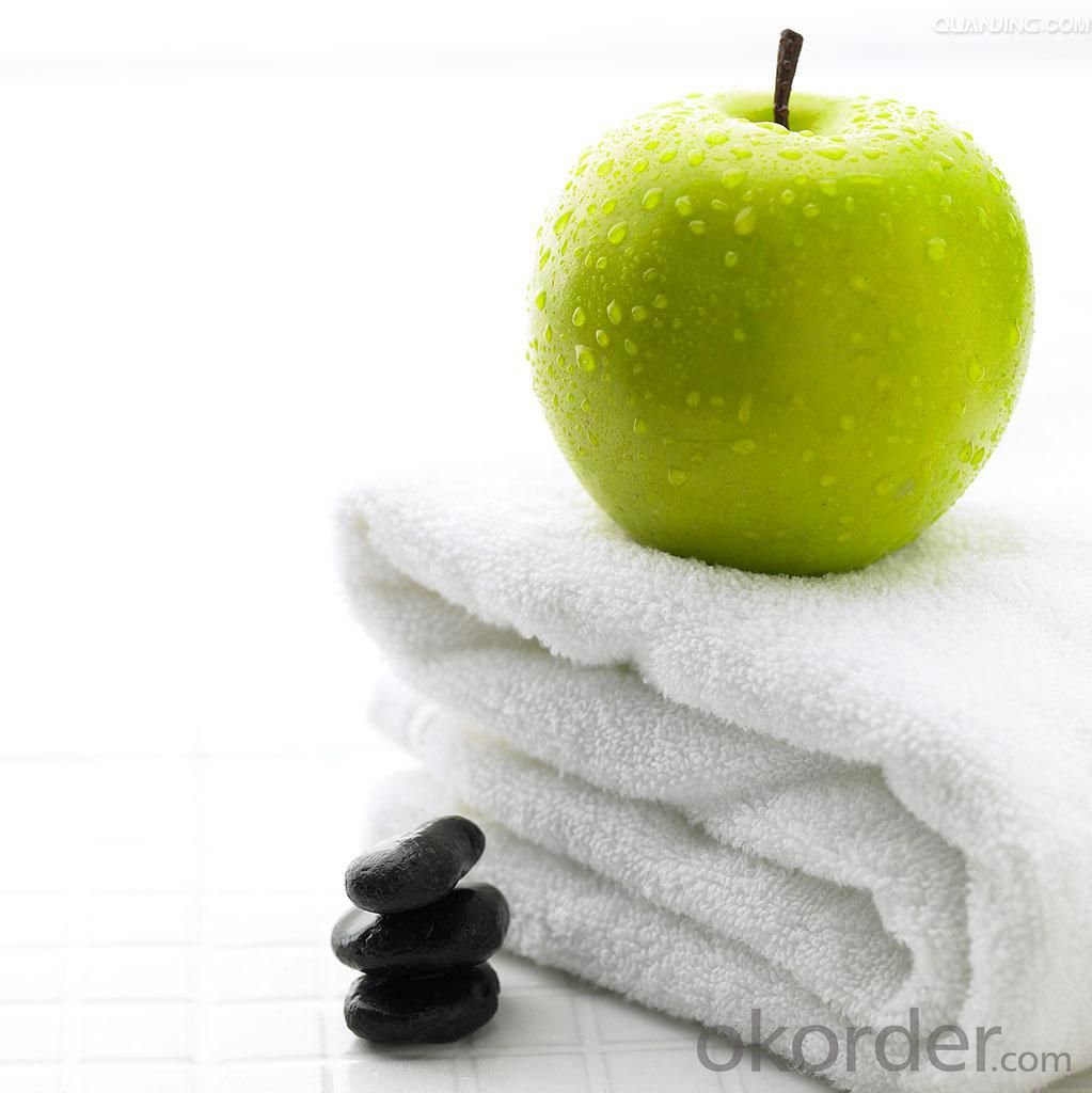 Microfiber cleaning towel for low pricing with clean white