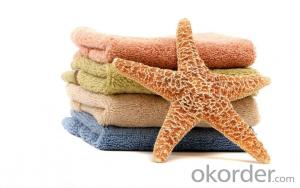 Microfiber cleaning towel with personalized design