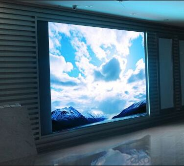 2.5mm Pixel Pitch Led Display Small Pixel Pitch Led Display