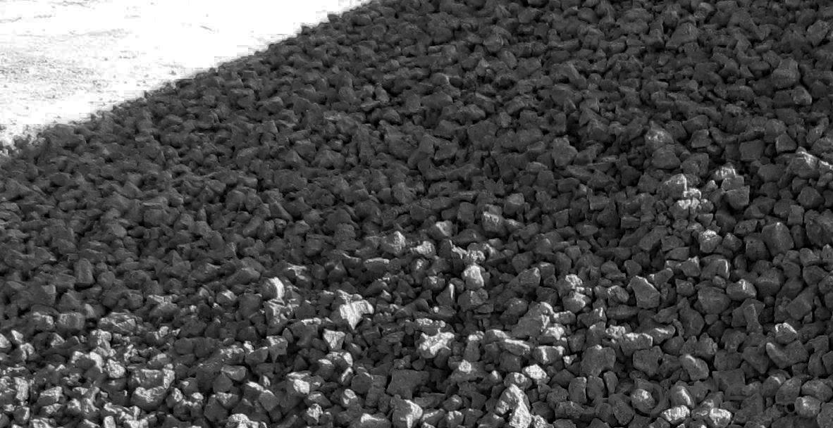the Nut Coke of 20-50mm for Ferro Alloy Plants