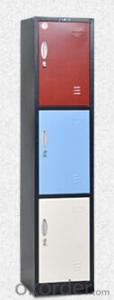 Metal Three Door Locker DX04 from Fortune Global 500 company