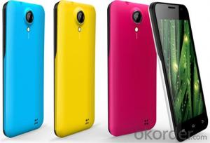 Dual Core Android Smartphone China Manufactory with Cheap Price