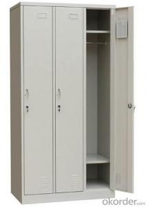 Metal Three Door Locker DX03 from Fortune Global 500 company