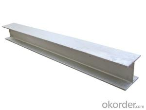 Mild Steel Hot Rolled I Beam IPE In Construction Use