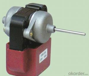 Refrigerator AC Shaded Pole Motor For Cooling Spare Parts