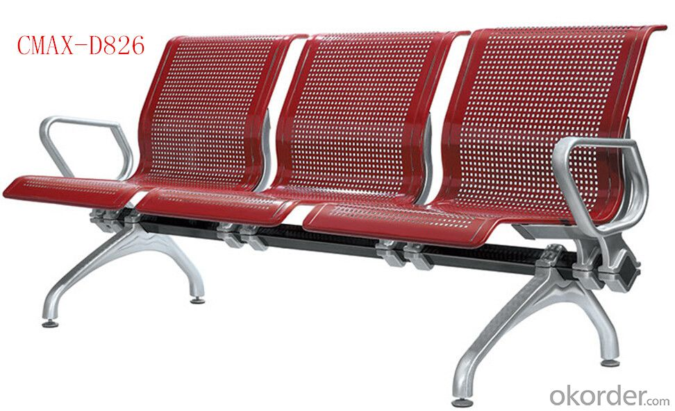 Modern Strong Waiting Chair for Airport Area CMAX-D826
