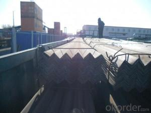 Angle steel with high quality ; Steel angle