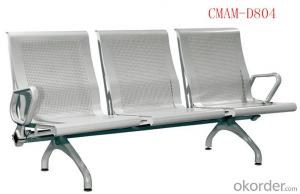 3- Seater Modern Waiting Chair design CMAX-D804