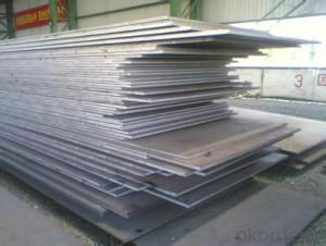 HOT ROLLED PLATE SS400 ST37 X52-X65 2-20MM DIRECT FROM MILL