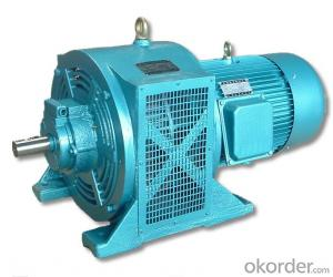 75KW yongli YCT Electromagnetic Governor Electric Motors