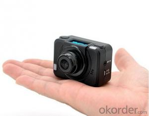 Full HD 1080P Action Camera with 2.4GHz Waterproof Watch Remote Control