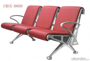 Fashion Style Airport PU & Foam Waiting Chair CMAX-D809