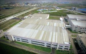 Prefabricated Steel Structure Industrial  Workshop