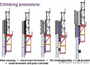 Auto-climbing Formwork Systems for Building-The Best Choice for High Buildings and Bridges